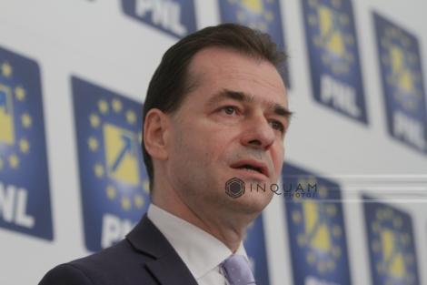 Ludovic Orban o propune pe Violeta Alexandru pentru postul de președinte interimar al PNL București