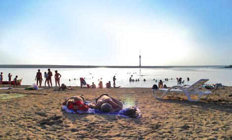 O femeie, în vârstă de 68 de ani, a murit după ce s-a înecat în Lacul Techirghiol