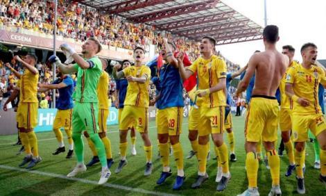 Ce onoare pentru România! Naţionala Franţei ne-a mulțumit că nu am învins-o