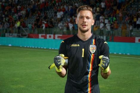 Ionuţ Radu o să mai joace un sezon la Genoa
