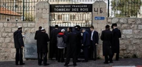 Franţa va redeschide publicului Mormântul Regilor, o bijuterie arhitecturală a Ierusalimului