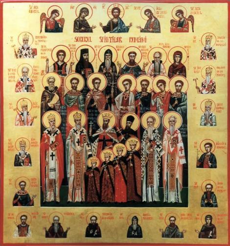 Calendar ortodox. Duminica Sfinților Români, 30 iunie