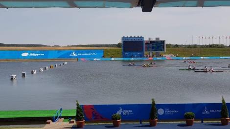 Victor Mihalachi şi Cătălin Chirilă au obținut medalia de aur la canoe dublu 1000 de metri, la Jocurile Europene de Minsk