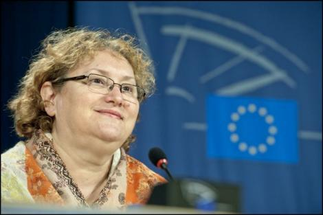 Renate Weber a fost aleasă de Parlament în funcția de Avocat al Poporului