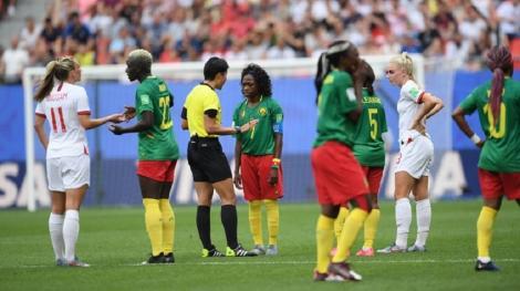 FIFA a deschis o procedură disciplinară împotriva Camerunului, după meciul cu Anglia din optimile CM la fotbal feminin