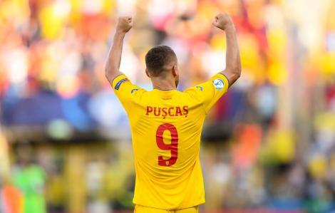 Presa italiană anunță că George Puşcaş va reveni la Inter dacă Palermo dă faliment