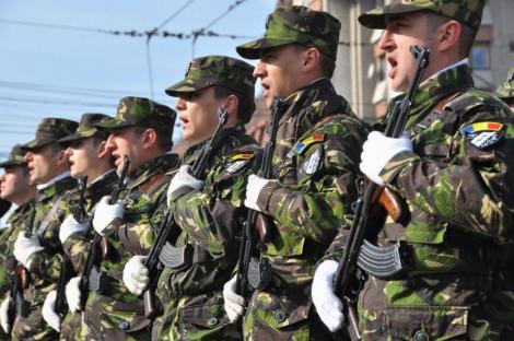 Se fac angajări în Armata Română! Sunt 1500 de locuri disponibile, iar cerințele de angajare sunt minime
