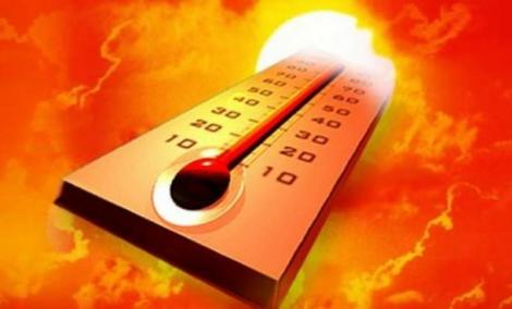 Vremea la BAC 2019: Temperaturi caniculare în România! Marți - 38 grade C