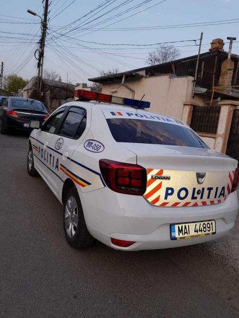 Percheziţii în judeţele Argeş, Dâmboviţa, Galaţi şi Teleorman, la persoane bănuite de furt de carburant