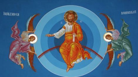Hristos s-a înălțat! Acatistul Înălțării Domnului care se rostește azi