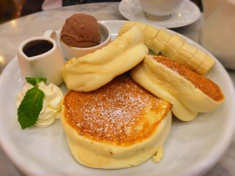 Rețetă de clătite japoneze: desert pufos și gustos