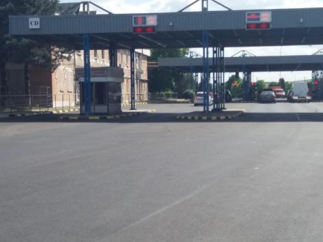 Trei puncte de trecere a frontierei dintre România şi Republica Moldova vor fi modernizate cu fonduri europene
