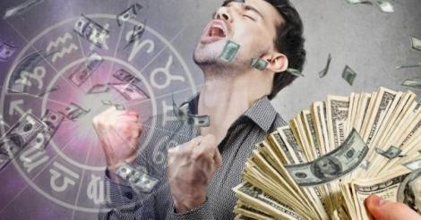 Horoscop: ele sunt zodiile pline de bani în această vară. Fac bani din orice