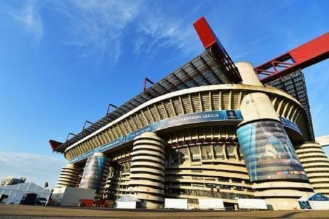 AC Milan şi Inter Milano au prezentat primăriei din Milano proiectul noului stadion