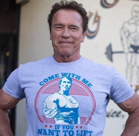 Arnold Schwarzenegger se află printre celebrităţile care vor avea show-uri pe Snapchat