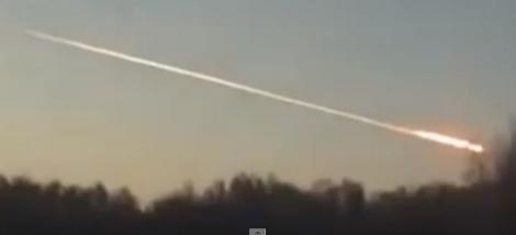 Un fenomen misterios, asemănător unei explozii, a produs panică în Iaşi. Zgomotul puternic ar fi fost produs de un meteorit