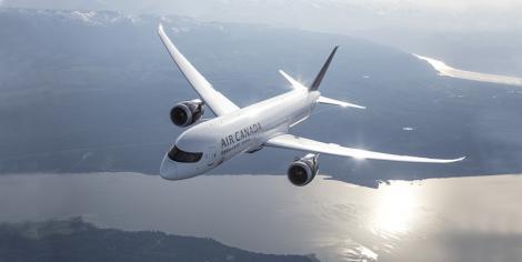 35 de răniți din cauza turbulențelor într-un zbor Air Canada
