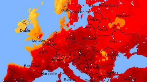 În 30 de ani, Europa va deveni Iadul pe pământ. Nu vom mai putea ieși din case din cauza vremii