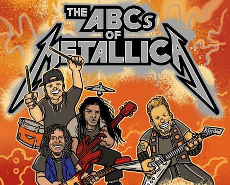 Trupa rock Metallica va lansa în noiembrie o carte pentru copii în scop caritabil