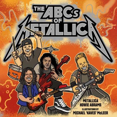 Rockerii de la Metallica vor publica o carte pentru copii. Ce va conţine volumul destinat celor mici