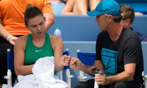 """Simona Halep Wimbledon 2019. Avertismentul lui Darren Cahil înainte de meci: """"Nu trebuie să te uiți..."""""""