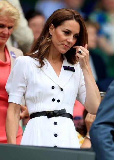 Ducesele de Cambridge şi Sussex vor asista la finala feminină de la Wimbledon dintre Simona Halep şi Serena Williams