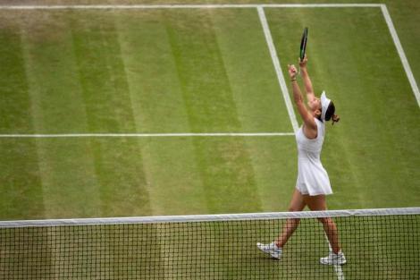 Simona Halep: Am obţinut un rezultat care poate inspira mulţi copilaşi să se apuce de tenis