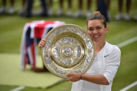 L'Equipe: Impecabilă de la început până la final, Simona Halep a privat-o pe Serena Williams de un al 24-lea titlu de grand slam