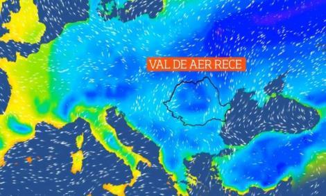 ANM a emis o nouă prognoză. Vremea se schimbă iar în România. Minime de 9 grade Celsius, apoi caniculă