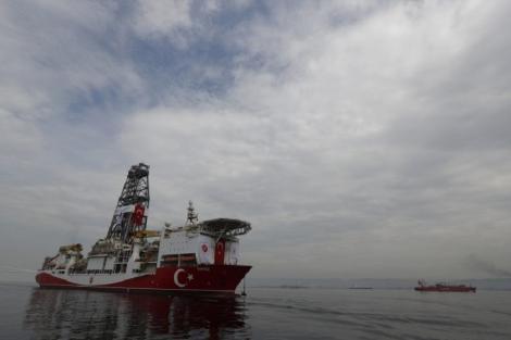 Turcia susține că deciziile UE nu vor afecta forajele pentru petrol şi gaze din largul Ciprului
