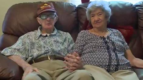 Doi soți îndrăgostiți au murit în aceeași zi, după 71 de ani de căsnicie!