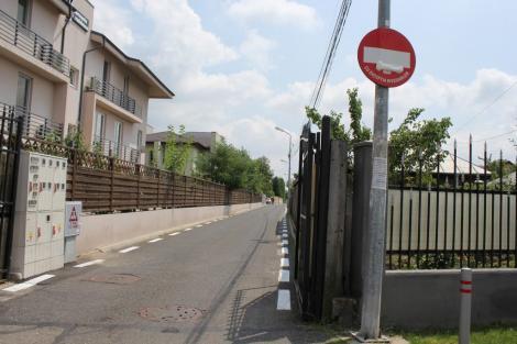 Primar acuzat că a închis circulația pe strada pe care locuiește