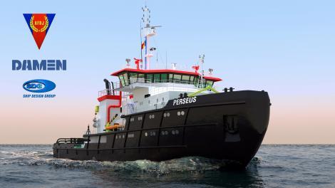 Ministerul Economiei: Şantierul Naval Damen Mangalia va moderniza spărgătorul de gheaţă Perseus