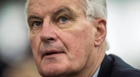 """Michel Barnier susține că Uniunea Europeană """"nu este impresionată"""" de ameninţările Marii Britanii privind un Brexit fără acord"""