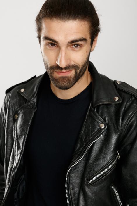 Daniel Nuţă, protagonistul serialului Sacrificiul, a muncit şi în vacanţã