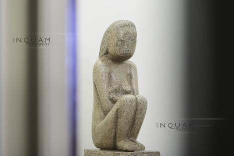 """Ministrul Culturii aşteaptă oferta din partea proprietarilor sculpturii """"Cuminţenia Pământului"""""""
