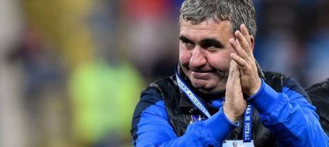 """Hagi îl laudă pe Moldovan: """"Chindia joacă bine, are un antrenor cu experienţă, un fost mare jucător care a  antrenat şi în România şi în afară"""""""