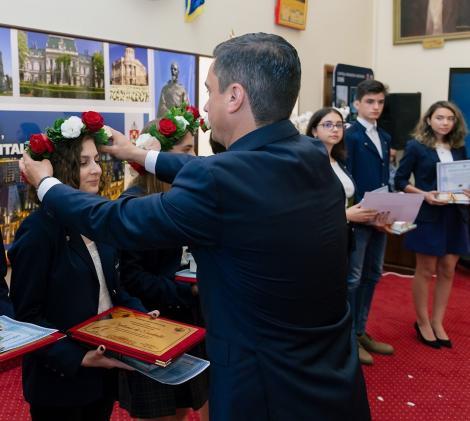 Primarul din Iaşi: Pe voi ne bazăm, voi veţi conduce România