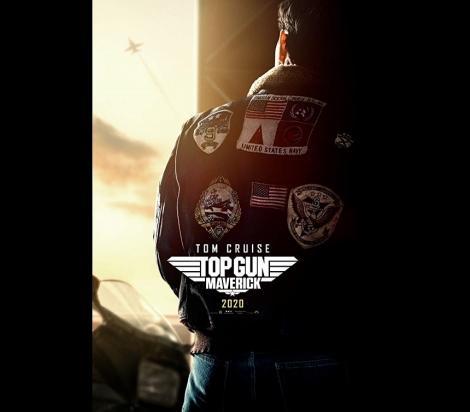 "Tom Cruise a lansat primele imagini din ""Top Gun: Maverick"""