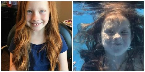 """O fetiță de nouă ani a murit electrocutată în timp ce înota. Tatăl, devastat:""""Voia să facă pe toată lumea fericită!"""""""
