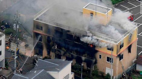 """Cine este bărbatul care a provocat incendiul în care au murit 33 de persoane! Omul a strigat """"muriți"""" în timp ce stropea clădirea cu petrol"""