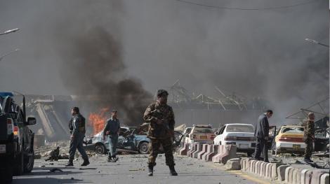 Atentat în Afganistan. Şase persoane au murit şi alte 27 au fost rănite în urma unei explozii în Kabul