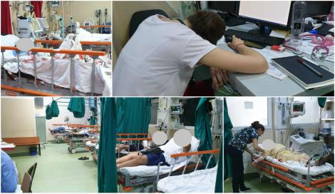 """Experiment într-un spital românesc. Joaca de-a Dumnezeu. Moartea e driblată la """"Minore"""", """"Majore"""" și """"Resuscitare"""""""