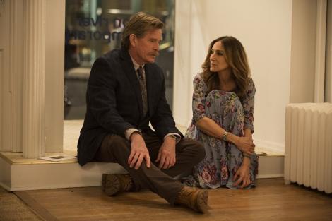 """Serialul """"Divorce"""", cu Sarah Jessica Parker şi Thomas Haden Church, se va încheia după trei sezoane"""