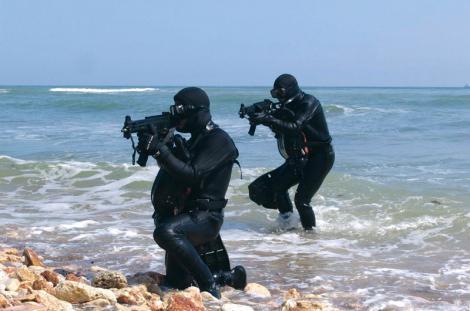 Exercițiu în Marea Neagră. Scafandri militari vor participa la mai multe misiuni în apropierea litoralului românesc
