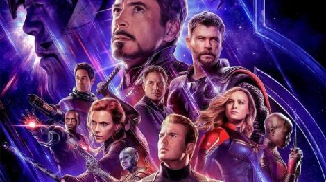 """""""Avengers: Endgame"""", filmul cu cele mai mari încasări din istorie. 2,79 miliarde de dolari, la nivel global"""