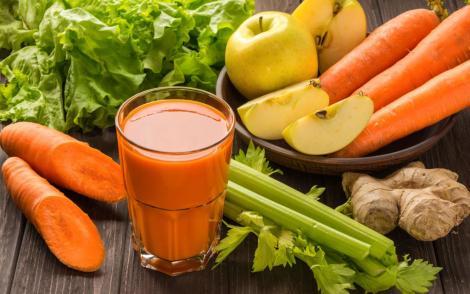 Dieta cu mere și morcovi. Cura de slăbire care te vitaminizează și te scapă de kilogramele în plus