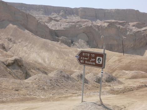"""Se întâmplă în Sodoma, locul păcatului suprem din Biblie: """"Nu a mai fost așa ceva din 1948. Ceva se petrece, iar oamenii se tem"""""""