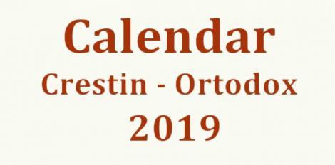 Calendar ortodox august 2019. Când începe postul, sărbători religioase și sfinți