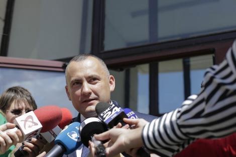 CSM a dispus suspendarea din funcţie a procurorului Lucian Onea, trimis în judecată pentru mai multe infracţiuni